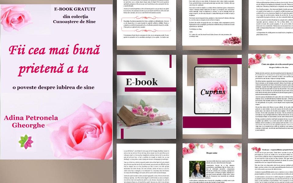 E-book Fii cea mai buna prietena a ta